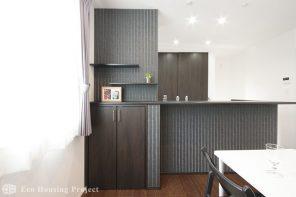 Chic Modern×3階建て 2世代で暮らす家