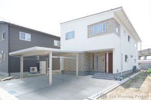 「長期優良住宅 落ち着きあふれるオーセンティックモダンスタイルの家」